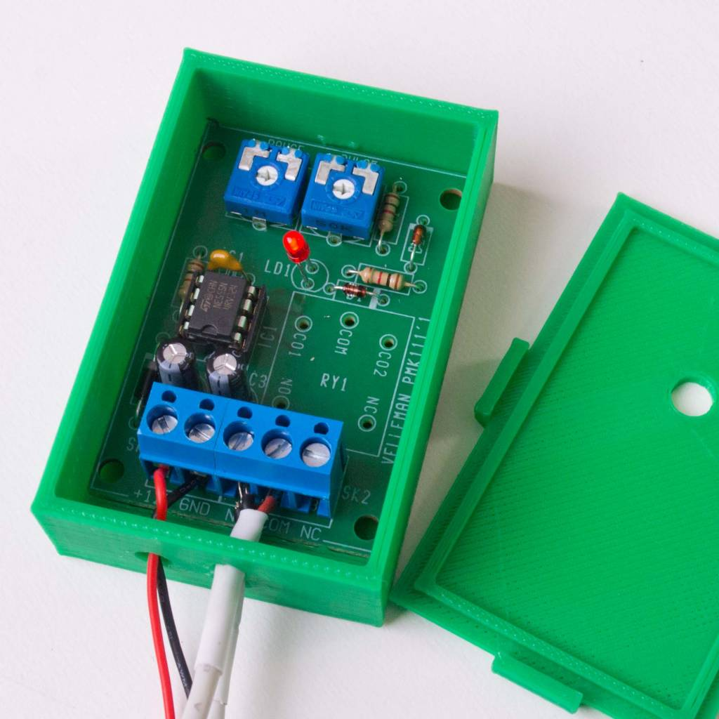 Shutter Timer The Kaptery Snap Circuit Case